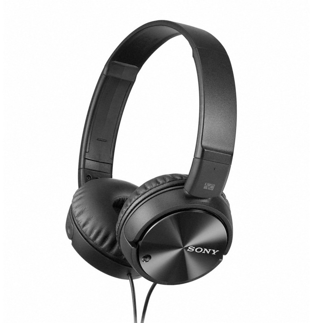 Sony MDR-ZX110NC On-Ear Noise Cancellation Headphones Image