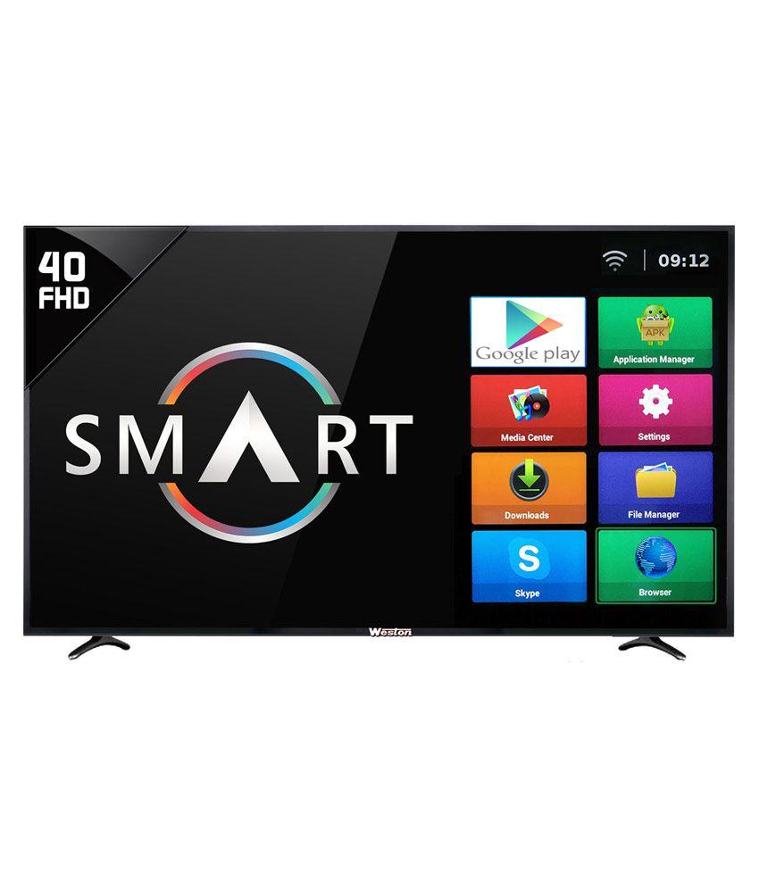 Weston WEL-4000S Full HD LED Smart TV Image
