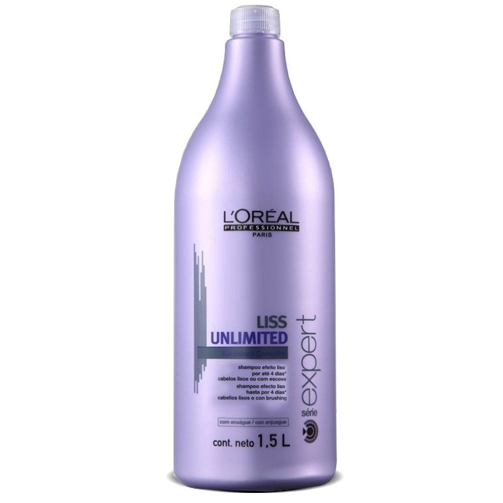 Must after hair smoothening. L'OREAL PROFESSIONAL LISS