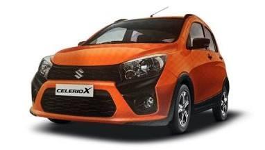 Maruti Suzuki Celerio X VXI (O) Image