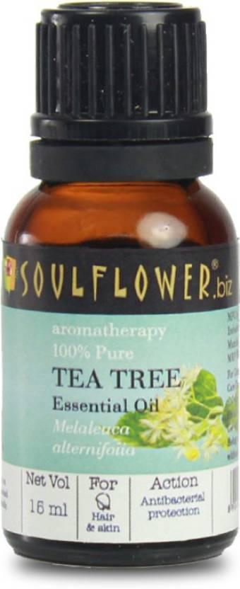 Soulflower Tea Tree Essential Oil Image