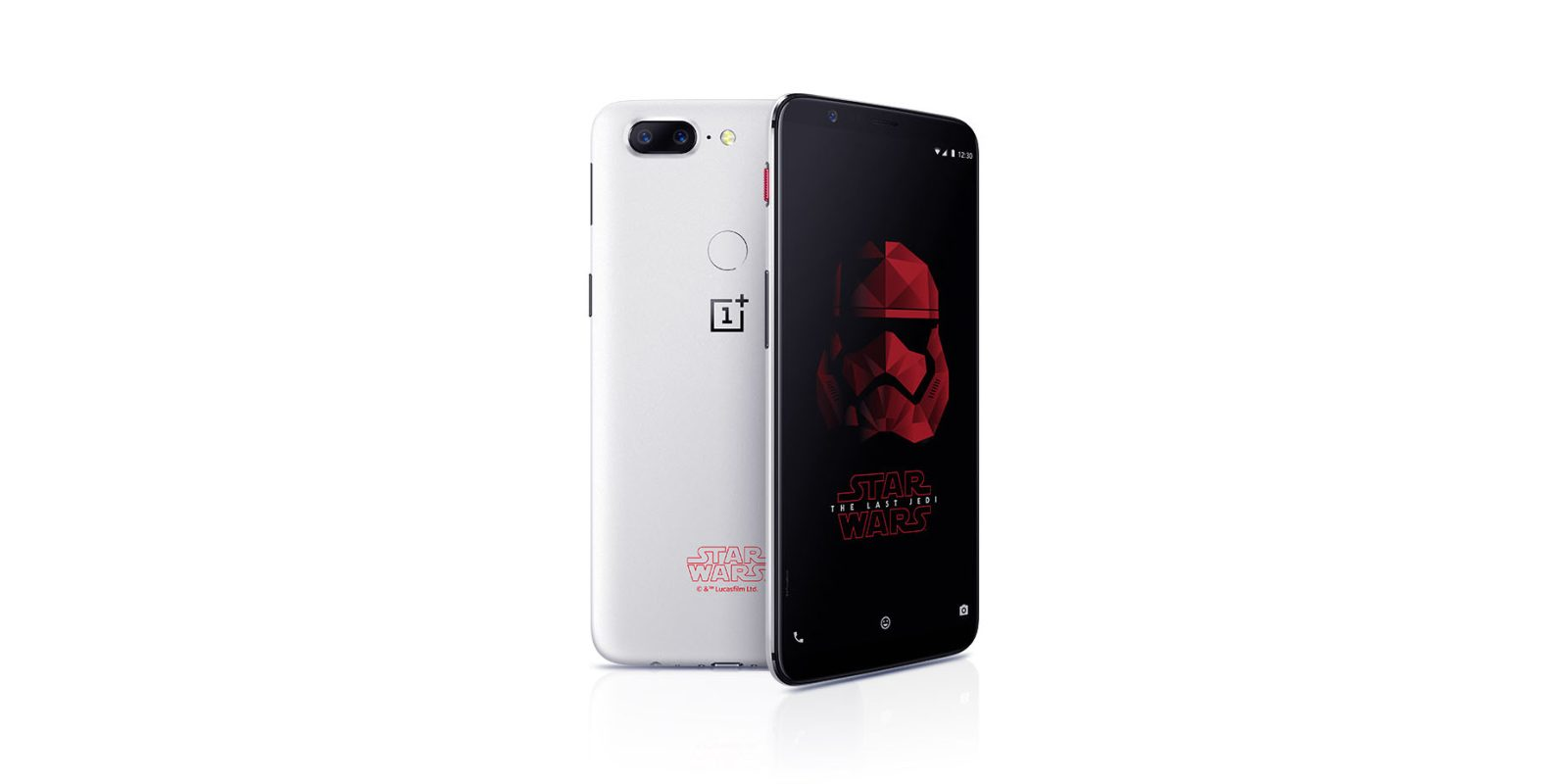 OnePlus 5T Star Wars Limited Edition Image