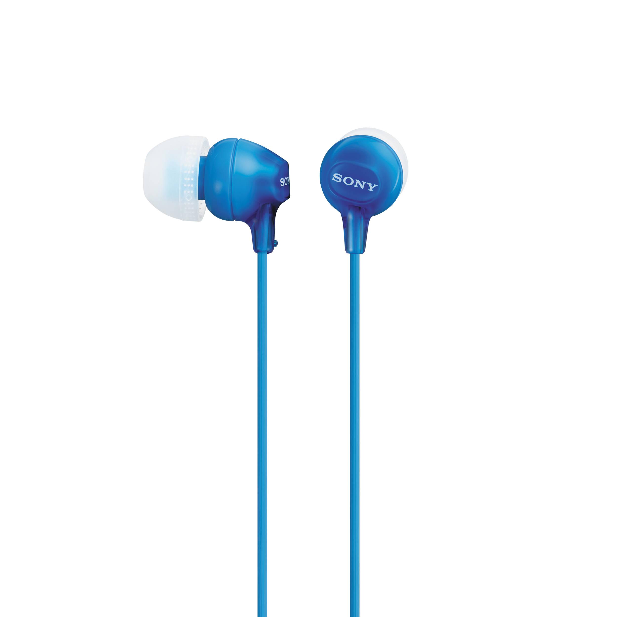 Sony MDR-EX15LP In-Ear Headphones Image