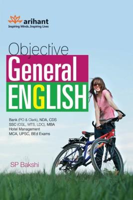 Objective General English - S.P. Bakshi Image
