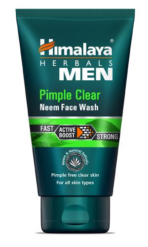 Himalaya Men Pimple Clear Neem Face Wash Image