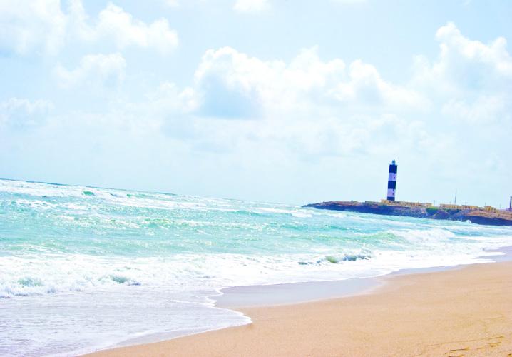 Dwarka Beach - Gujarat Image