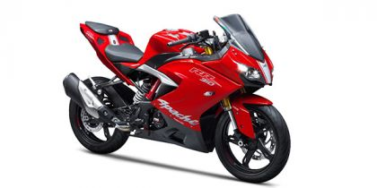 Tvs Apache Rr 310 Reviews Price Specifications Mileage
