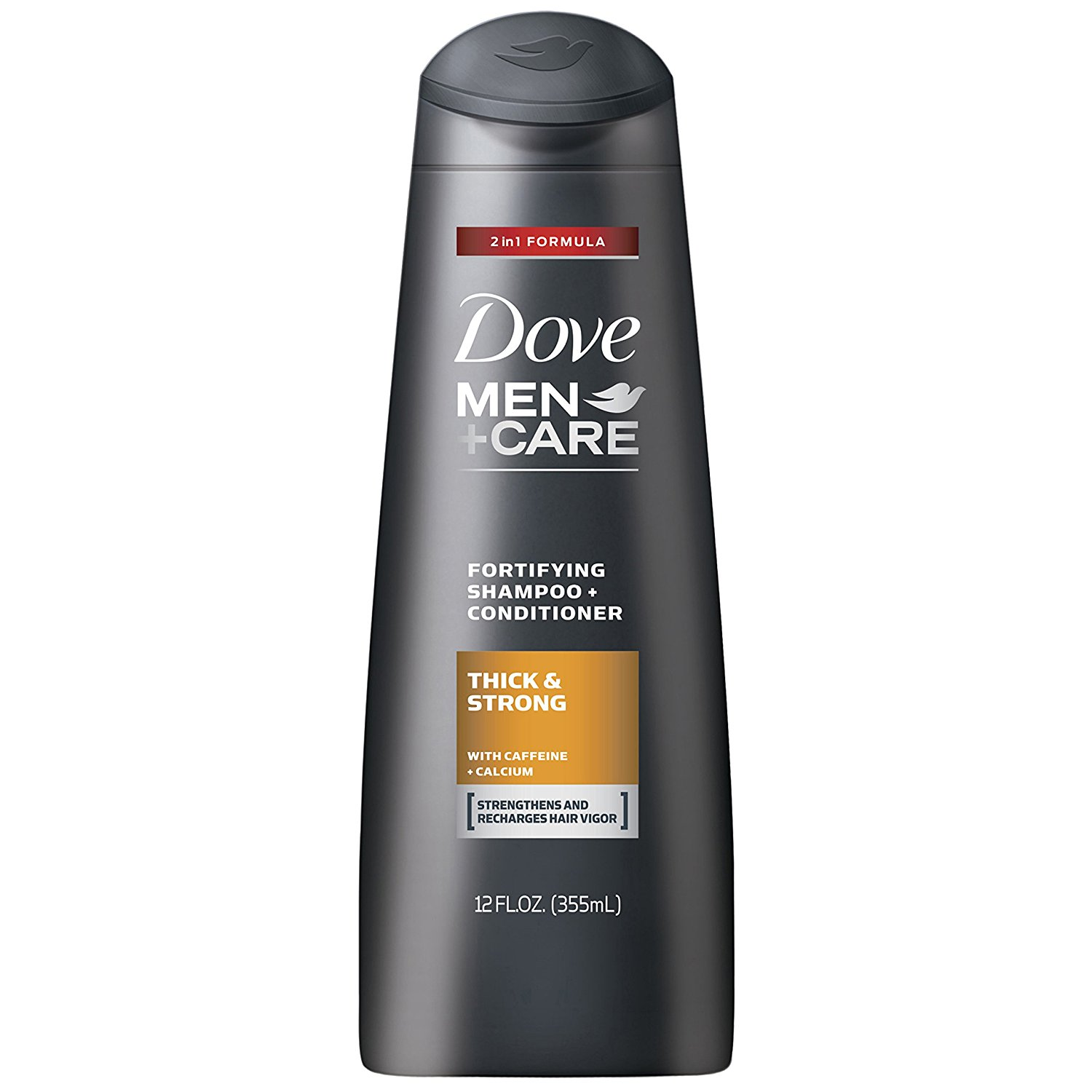 Dove Men+Care Thickening Fortifying Shampoo Image
