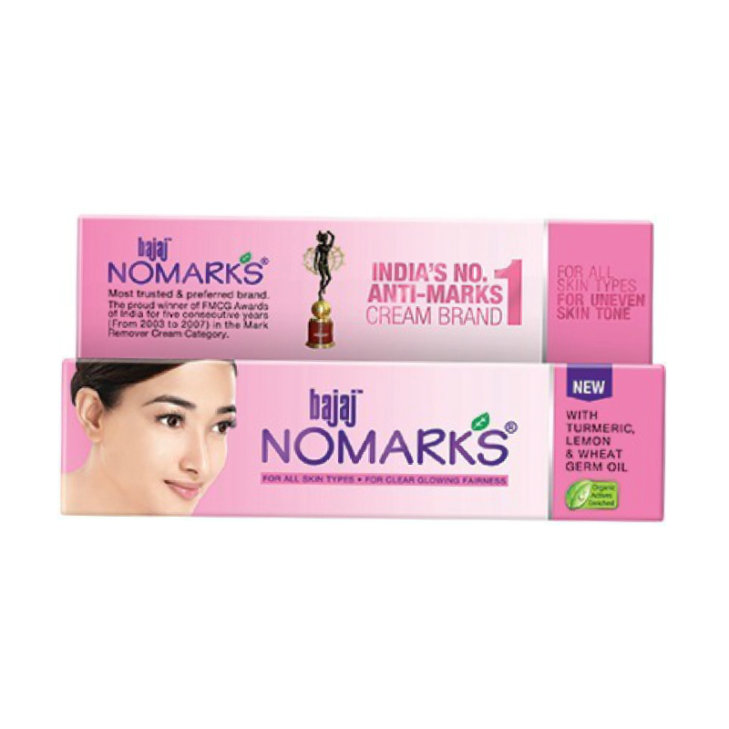 Bajaj Nomarks Cream Reviews Price Men Women