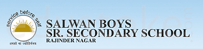 Salwan Boys Senior Secondary School - Delhi Image