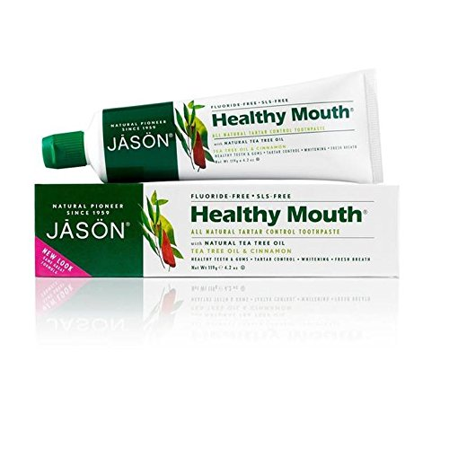 Jason Healthy Mouth Toothpaste Image