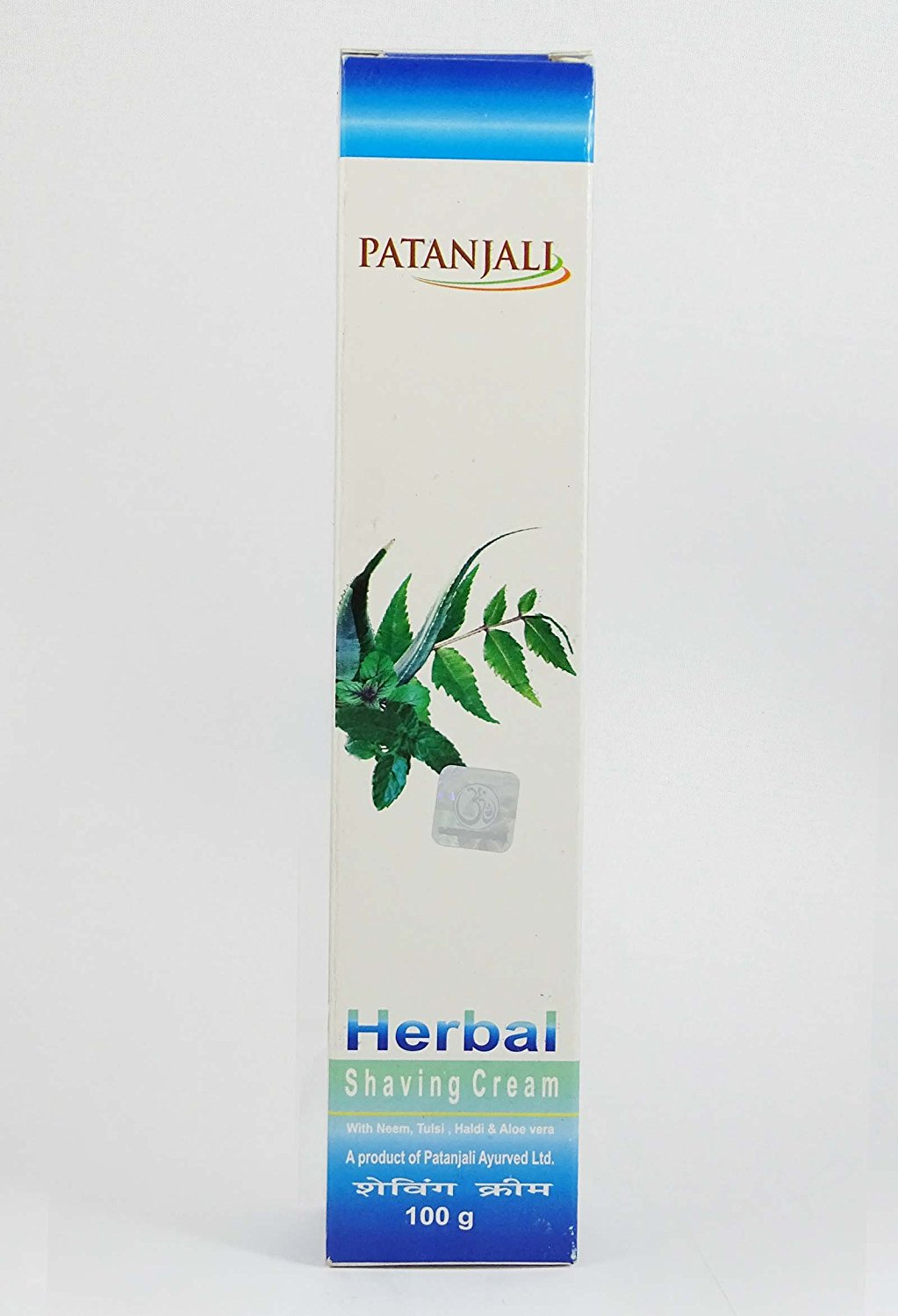 Patanjali Herbal Shaving Cream Image