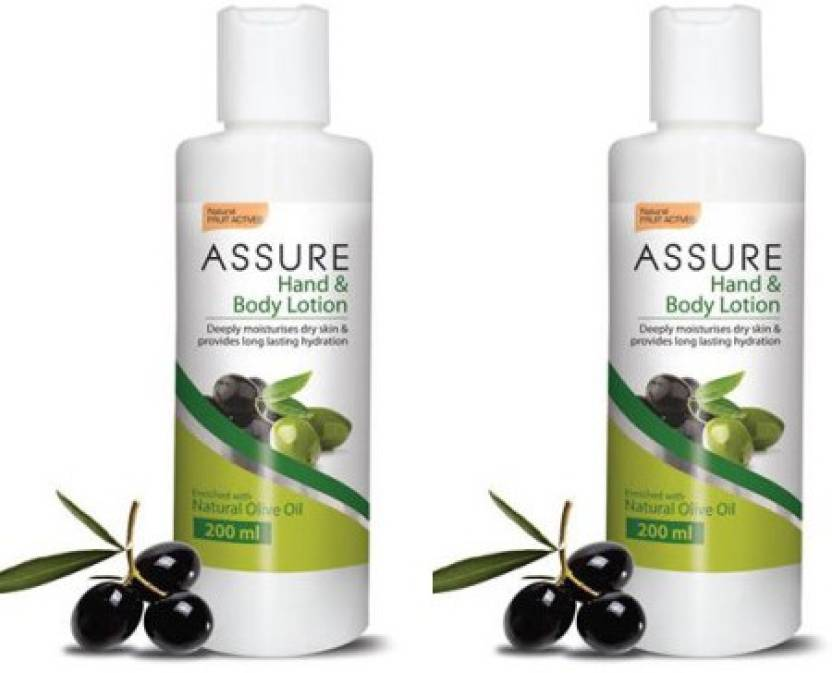 Assure Hand & Body Lotion Image