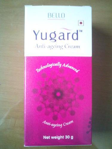Yugard Anti Ageing Cream Image