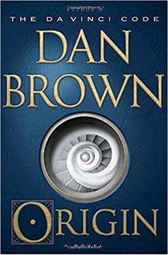 Origin - Dan Brown Image