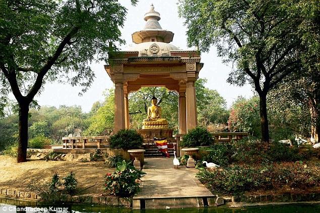 Buddha Jayanti Park - Delhi Image