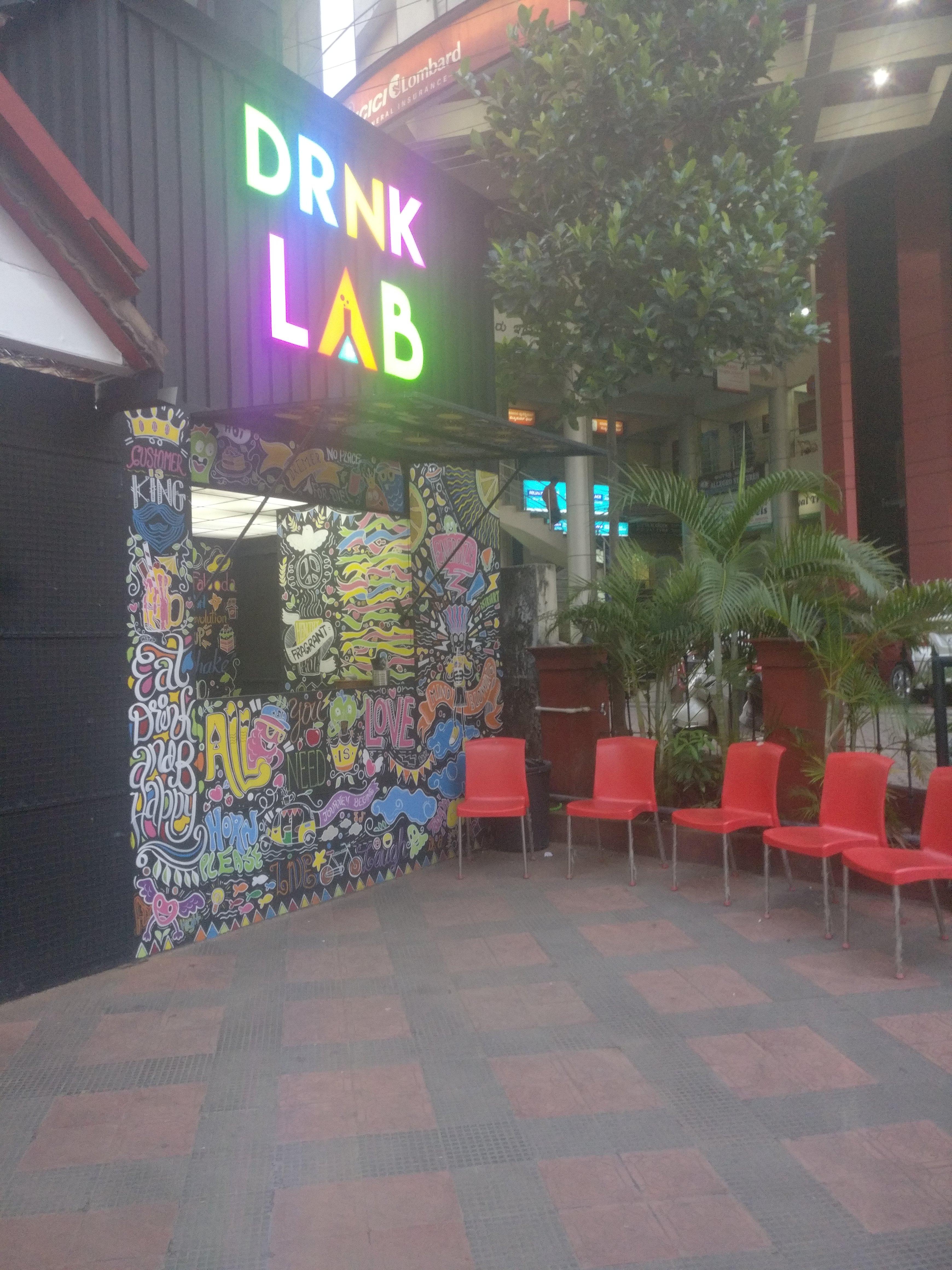 Drnk Lab - Hampankatta - Mangalore Image
