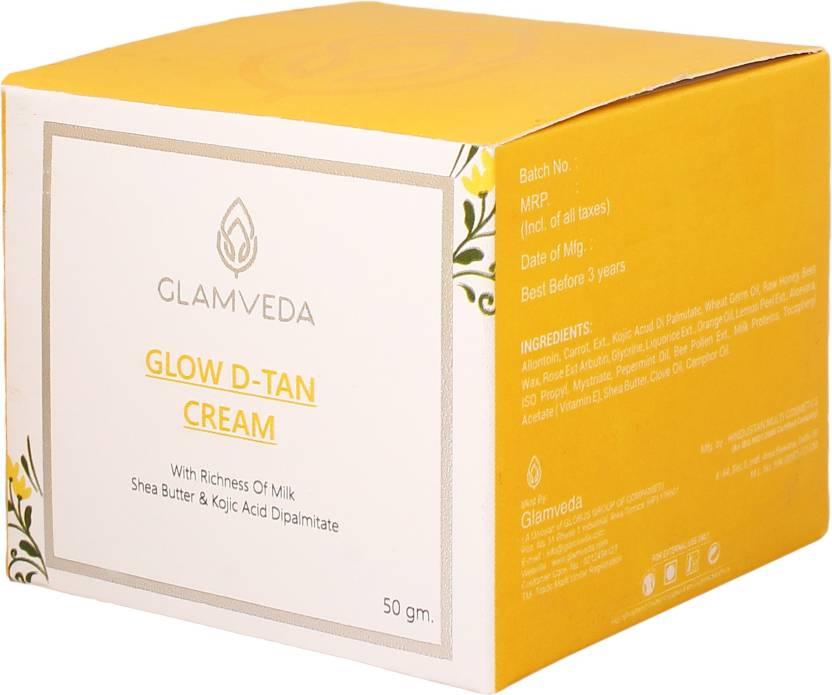 Glamveda Glow D-Tan Cream Image