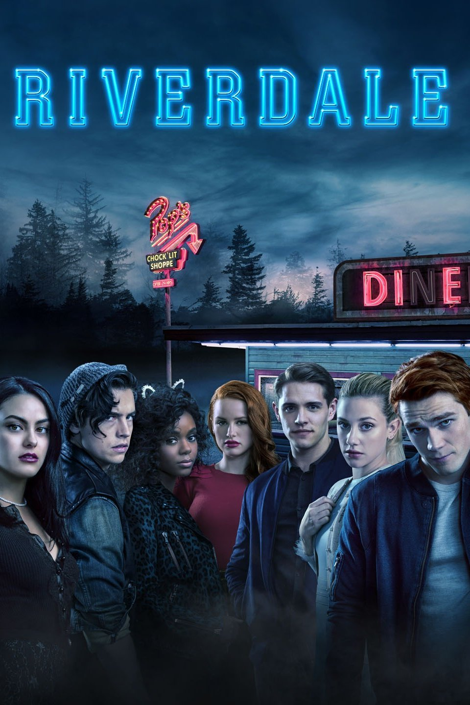 RIVERDALE - Review, Serial, episodes, tv shows, One of the