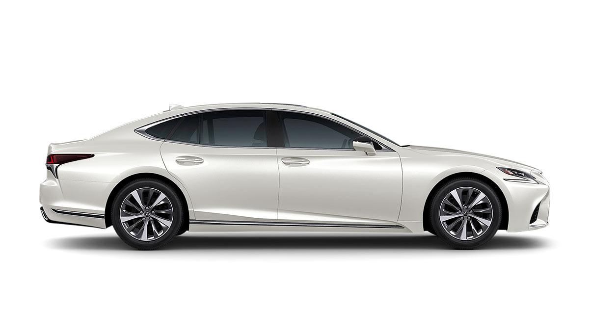 Lexus LS Ultra Luxury Image