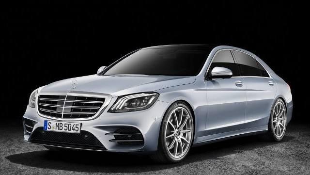 Mercedes-Benz S-Class Image