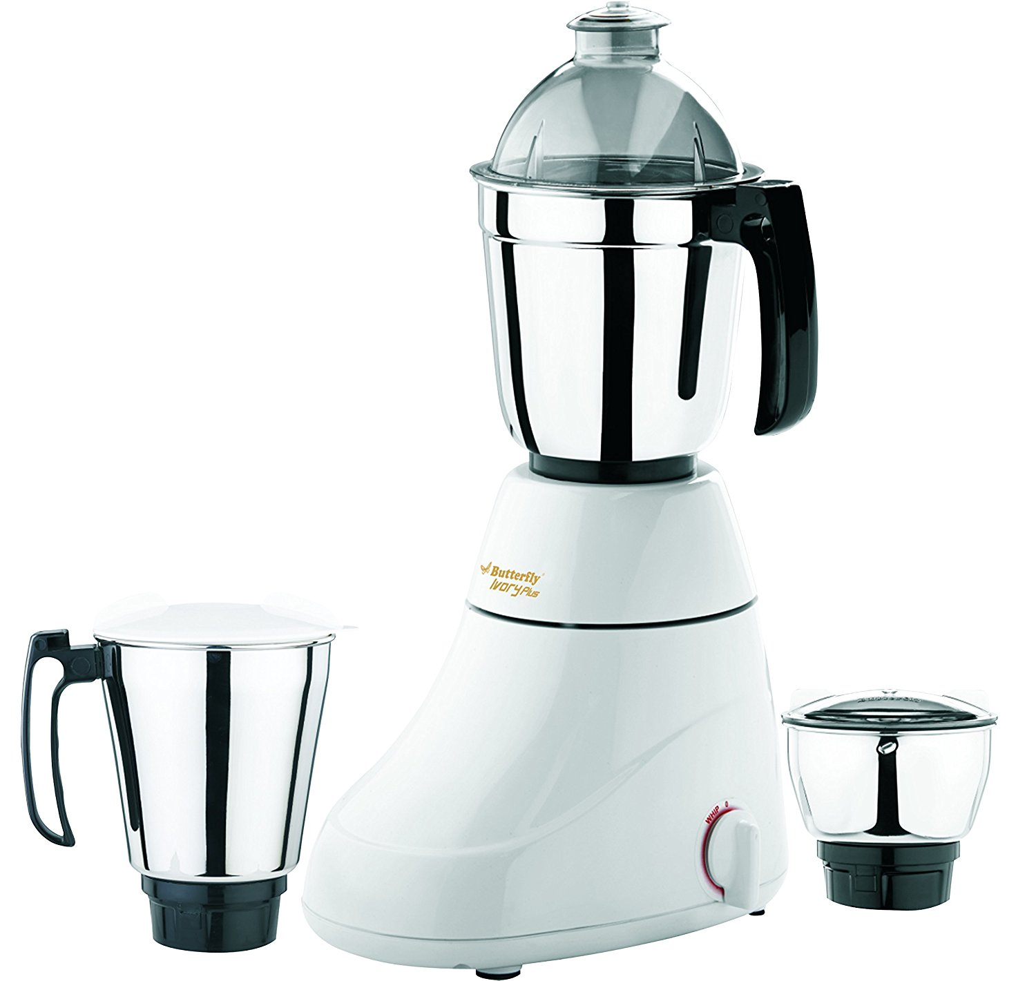 Butterfly Ivory Plus 750-Watt Mixer Grinder with 3 Jars Image