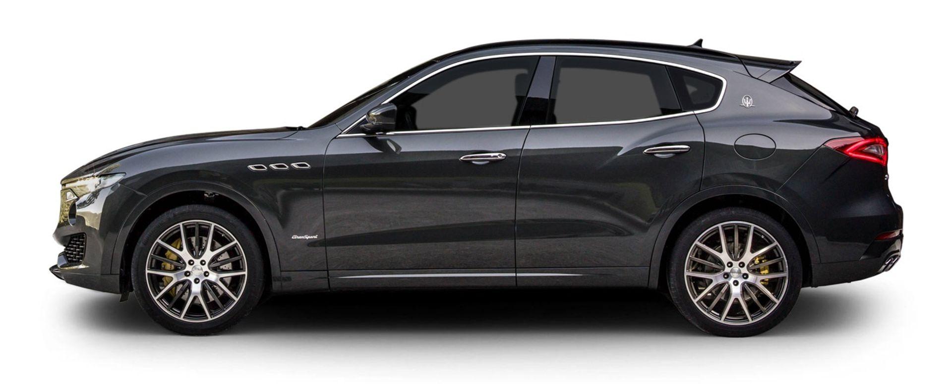 Maserati Levante Diesel GranSport Image