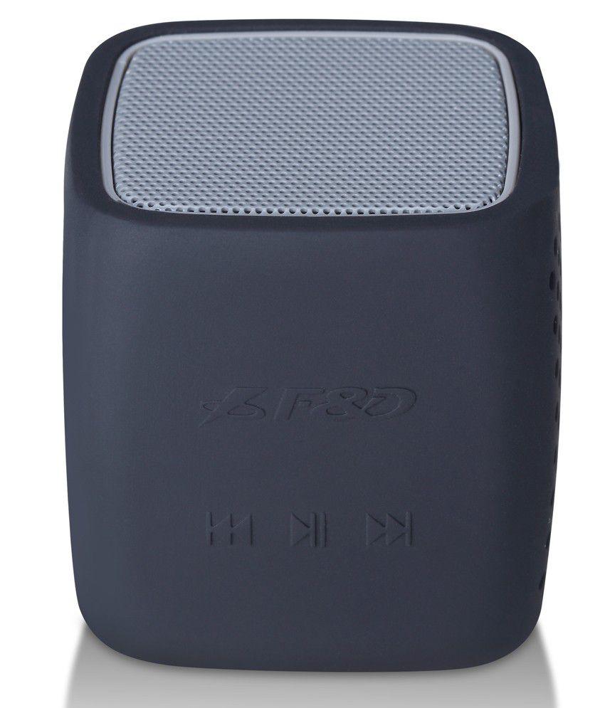 F D W4 Wireless Portable Bluetooth Speaker Review F D W4