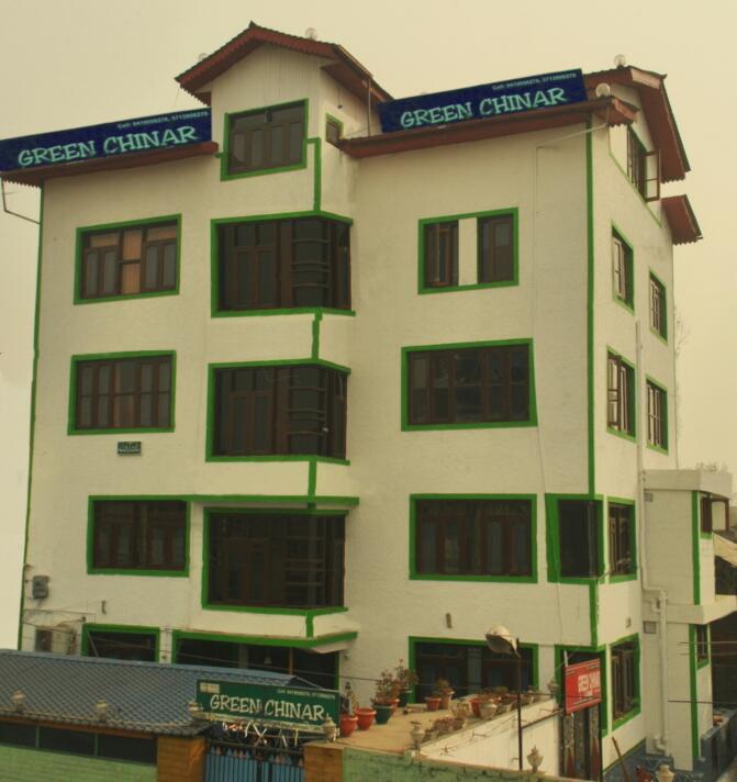 Hotel Green Chinar - Srinagar Image