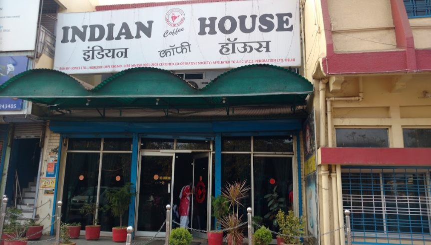 Indian Coffee House - Sector 10 - Bhilai Image