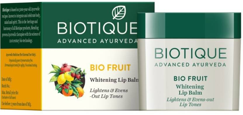 Biotique Bio Fruit Whitening Lip Balm Image