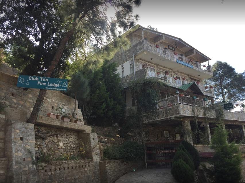 Club Ten Pine Lodge - Mukteshwar - Nainital Image