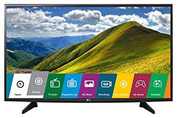 LG 108 cm 43LJ525T Full HD LED TV Image