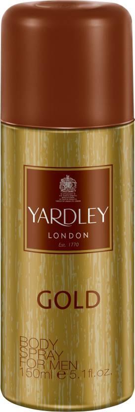Yardley London Gold Deodorant Spray Image