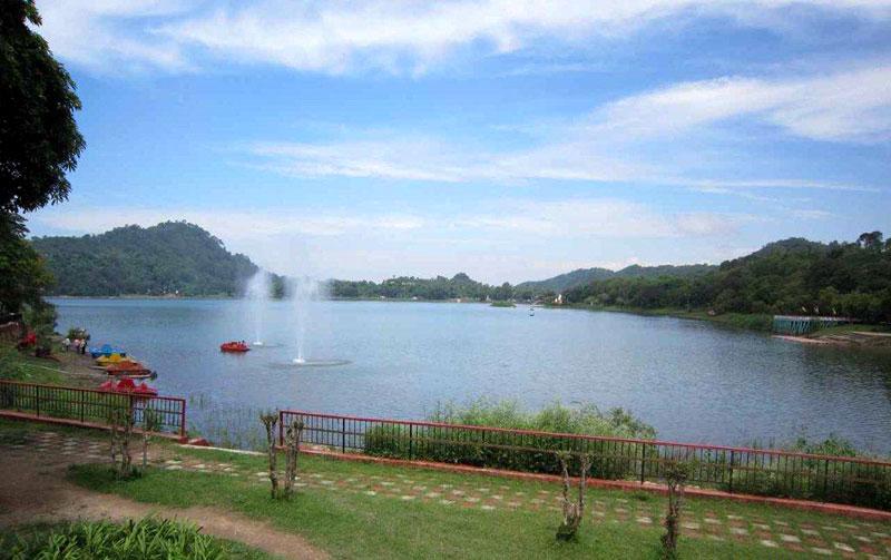 Mansar Lake - Jammu Image