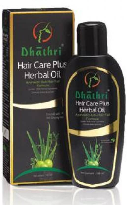 Dhathri Hair Care Plus Hair Oil Image