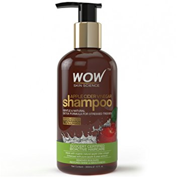 WOW Apple Cider Vinegar Shampoo Image