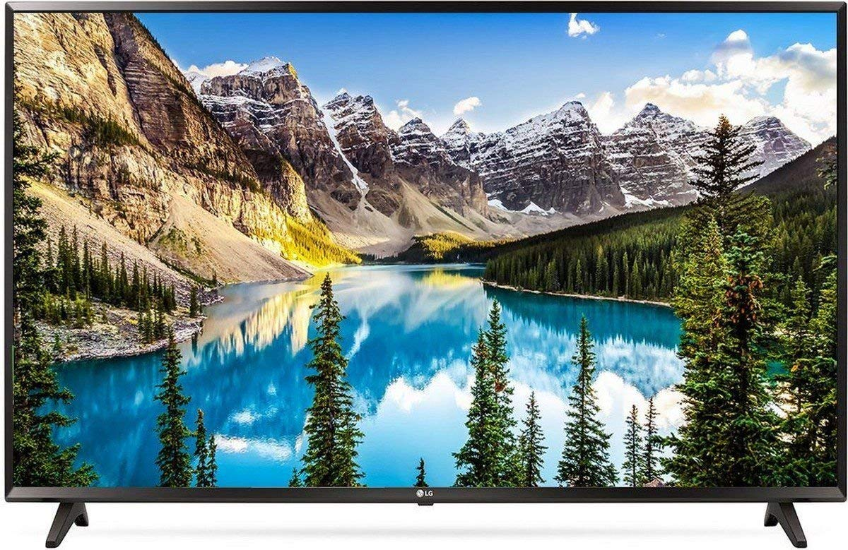 LG 108 cm (43 inches) 43UJ632T 4K UHD LED Smart TV Image