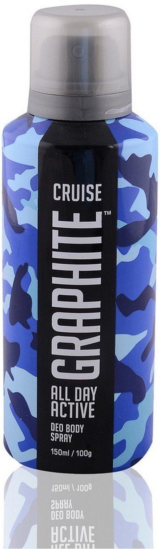 Graphite Graphite Deodorant Spray Image