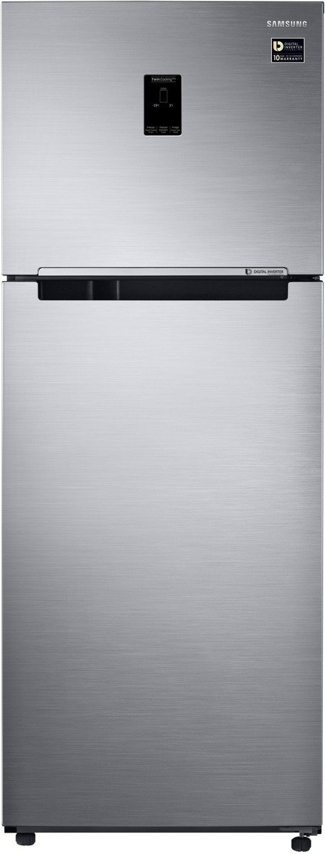 Samsung 415 L 3 Star Frost-free Double Door Refrigerator (RT42M5538S8/TL) Image