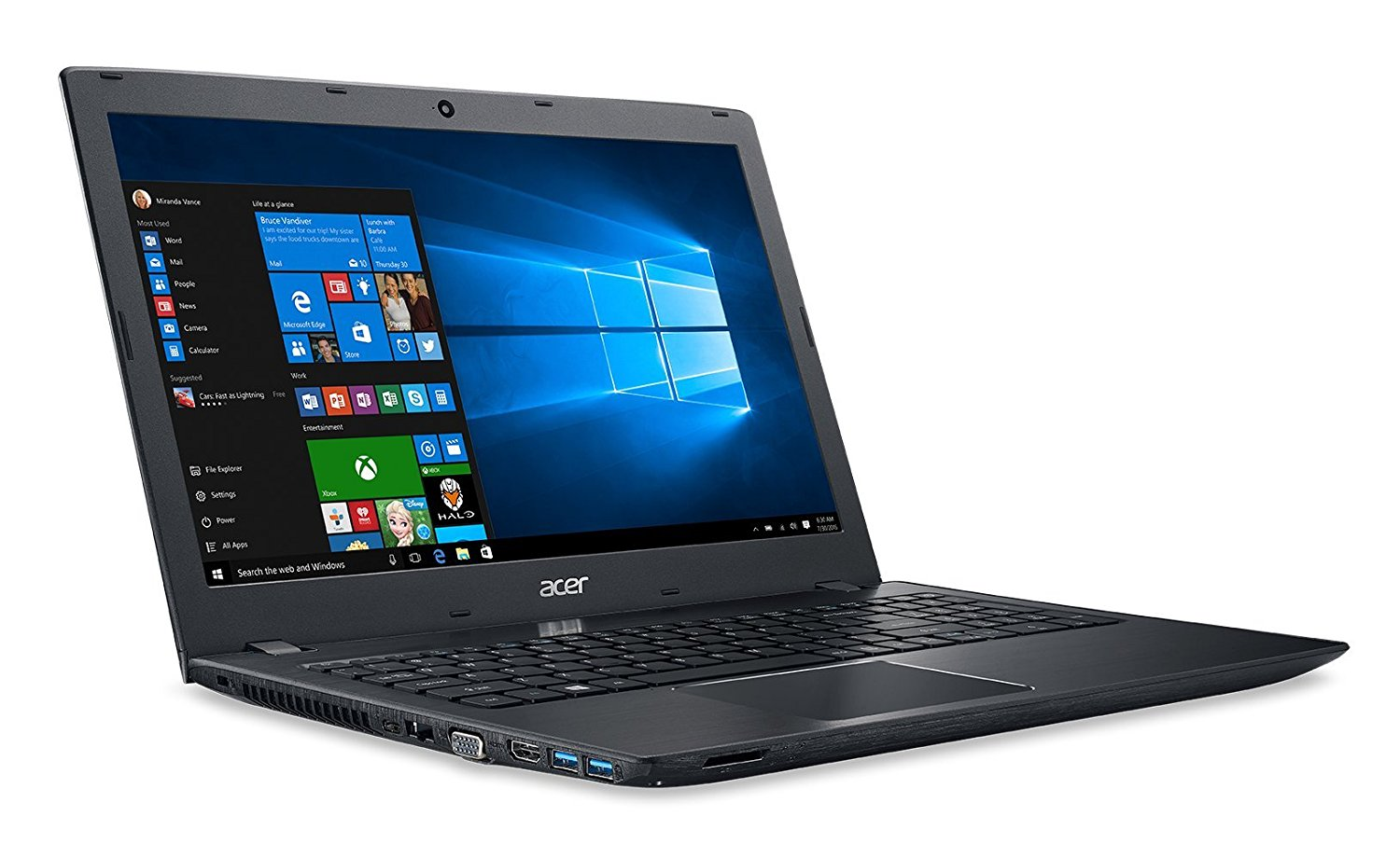 Acer E5-553 15.6-inch Laptop Image