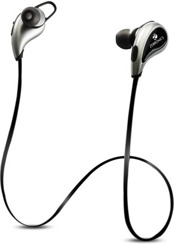 Zebronics Zeb-BH330 Bluetooth Headset with Mic Image