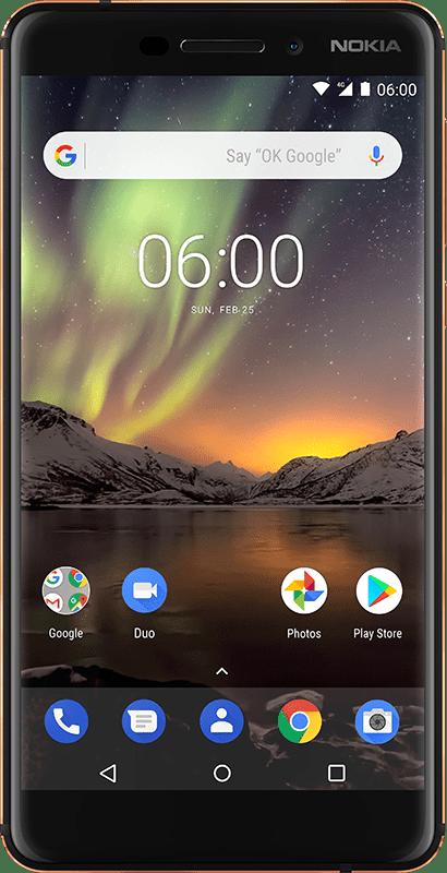 Nokia 6 (2018) Image