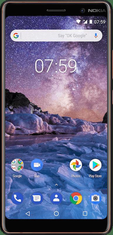 Nokia 7 Plus Image
