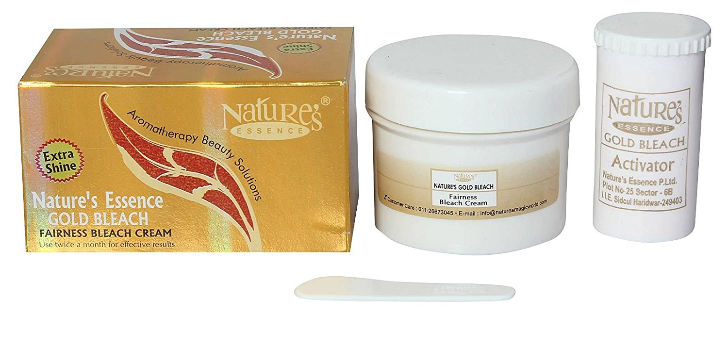 Nature's Essence Gold Bleach Image