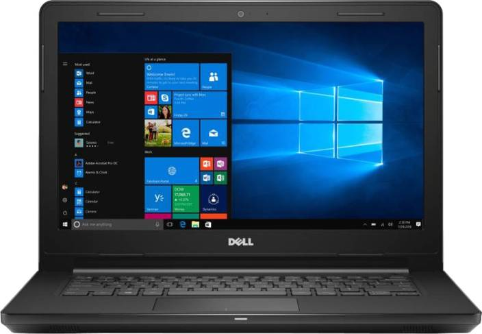 Dell Inspiron 3000 Core i3 6th Gen 3467 Laptop Image