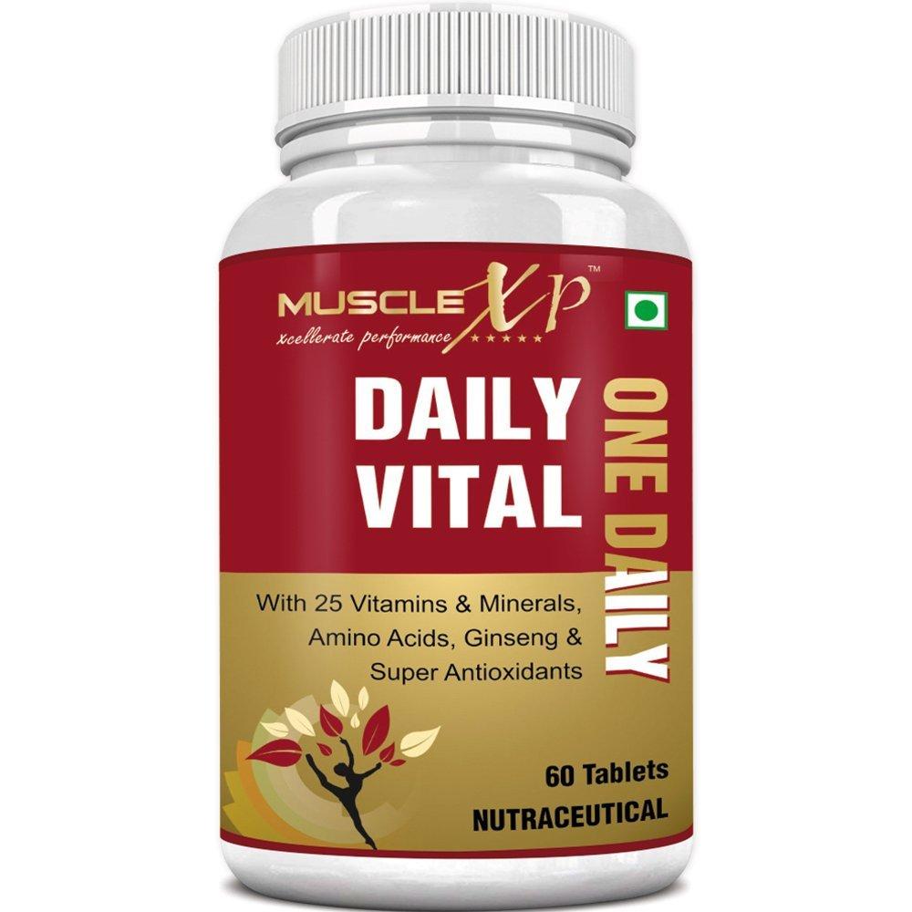 MuscleXP Daily Vital Multivitamin Image