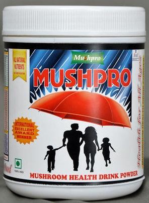 Mushpro Health Supplement Image