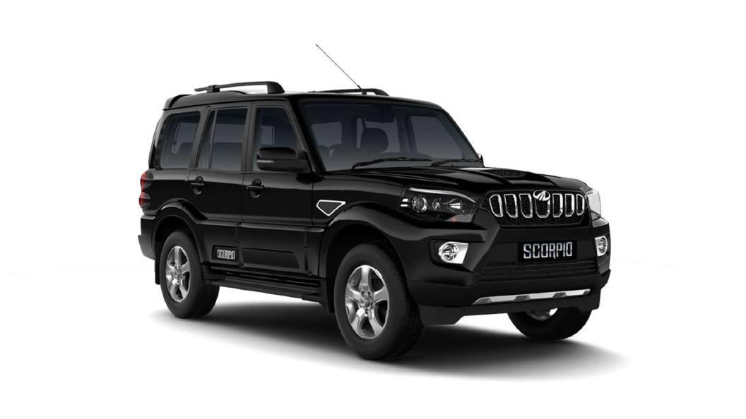 Mahindra Scorpio S7 120 2WD Image