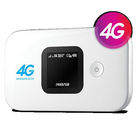 Telenor 4G MiFi Image